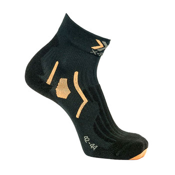 X-Socks Running X-Cross Laufsocken schwarz
