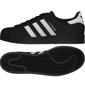 adidas Originals Superstar Foundation schwarz weiß – Bild 2