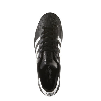 adidas Originals Superstar Foundation schwarz weiß – Bild 3