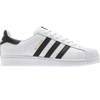 adidas Originals Superstar weiß schwarz – Bild 1