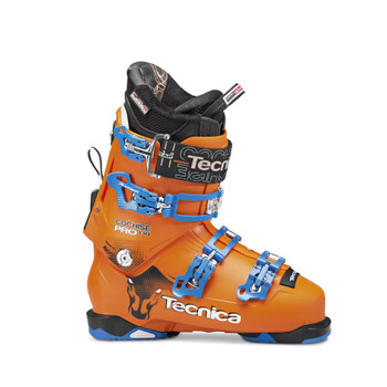 Tecnica Herren Skischuh COCHISE PRO 130 98mm orange