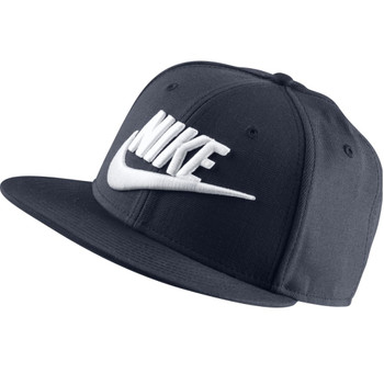Nike Cap Futura True-Red 2 dunkelblau – Bild 1