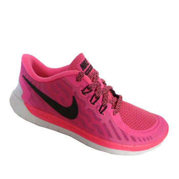 Nike Free 5.0 GS Junior Pink