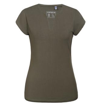 Icepeak Damen Shirt Taika grün