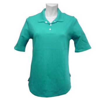 Schneider Sportswear Damen Polo Malinw grün