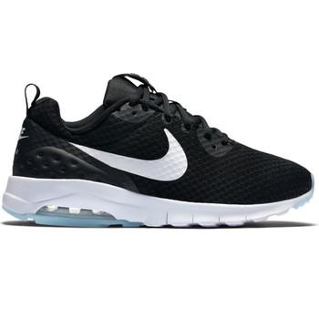 Nike Damen Sneaker WMNS Nike Air Max Motion LW Laufschuhe schwarz