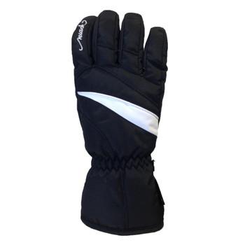 Reusch Handschuh Lilia GTX schwarz weiß
