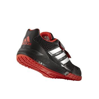 adidas Performance Kinder AltaRun CF K schwarz rot – Bild 3