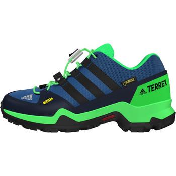 adidas Kinder Terrex GTX K blau grün