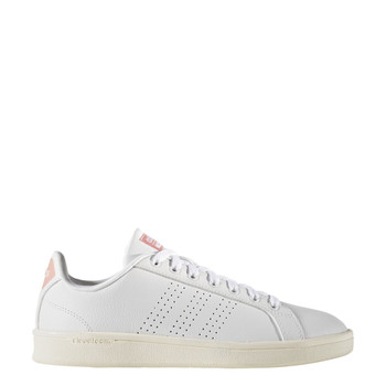 adidas Damen Cloudfoam Advantage Clean W weiß – Bild 2