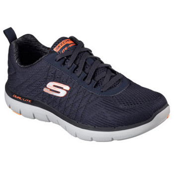 Skechers Herrenschuhe Flex Advantage 2.0 The Happs blau