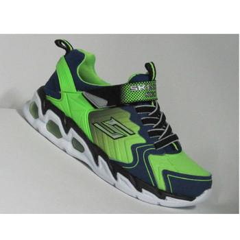 Skechers Jungen Gunray Air Protium blau grün