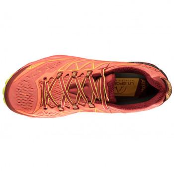 La Sportiva Damen Laufschuh Akyra W orange – Bild 2