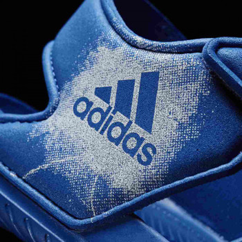 adidas Kleinkinder AltaSwim I blau – Bild 4