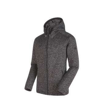 Mammut Chamuera ML Hooded Jacket Men  blau
