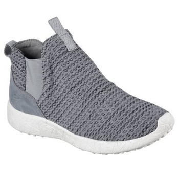Skechers Damen Burst  Fresh Thinking grau