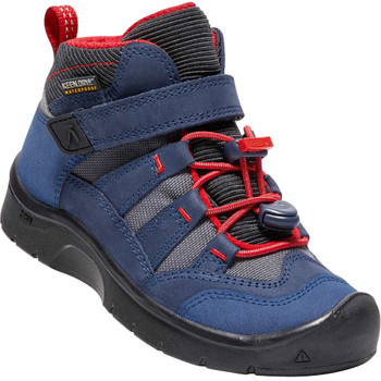 Keen Kinder Hikeport Mid WP C blau – Bild 2