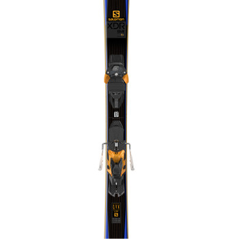 Salomon Ski-Set XDR 84 Ti+ Warden MNC13 Demo – Bild 3