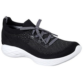 Skechers Damen You Shine schwarz