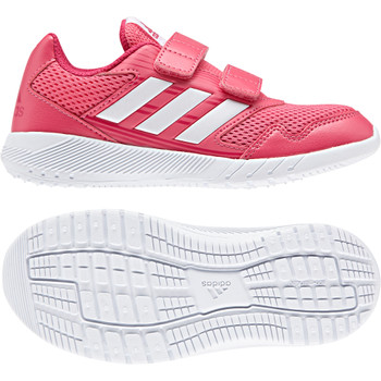 adidas Kinder AltaRun CF K pink – Bild 2