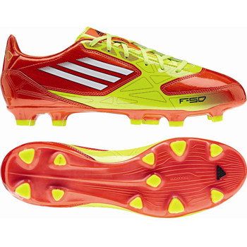 adidas F10 TRX FG high energy-electricity-white