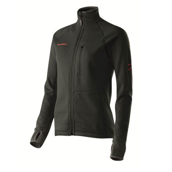 Mammut Fleece-Jacke Aconcagua Jacket Women black