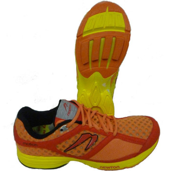Newton Running Motion gelb orange