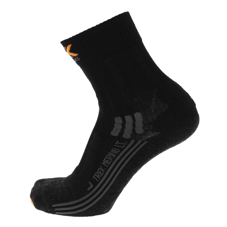X-Socks Trekking Merino Light Lady Black Damen Socken