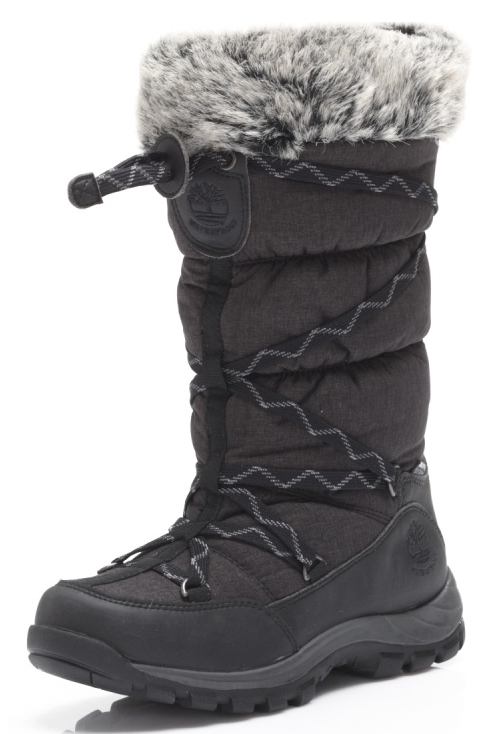 Timberland Chillberg Over The Chill WP Insulated Ws Black - Schwarz