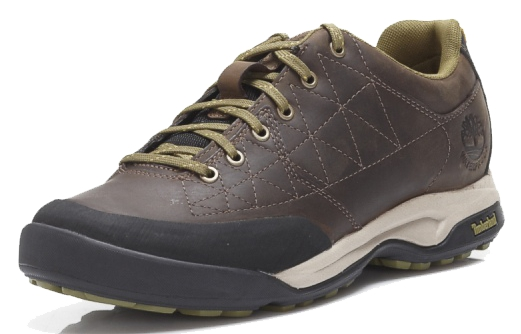 Timberland Earthkeepers Radler Approach Low WP Dark Brown - Braun