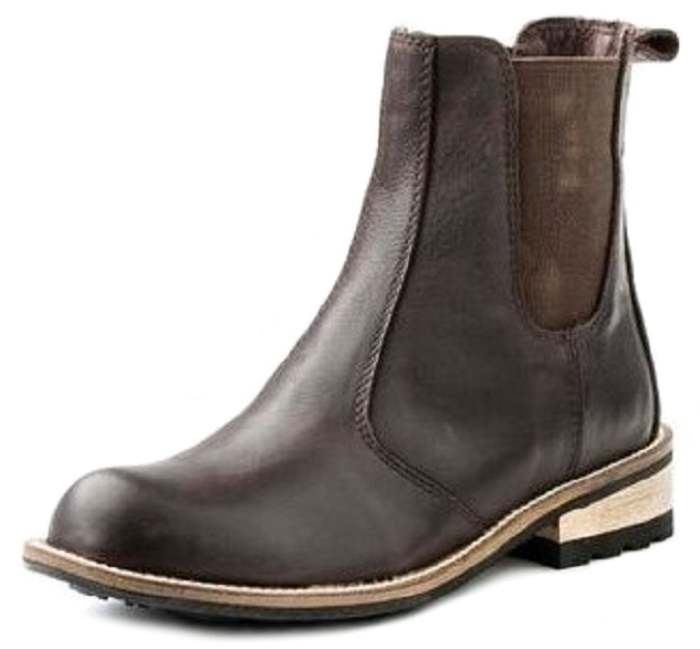 Kodiak ALMA Brown Damen Chelsea Boot Braun