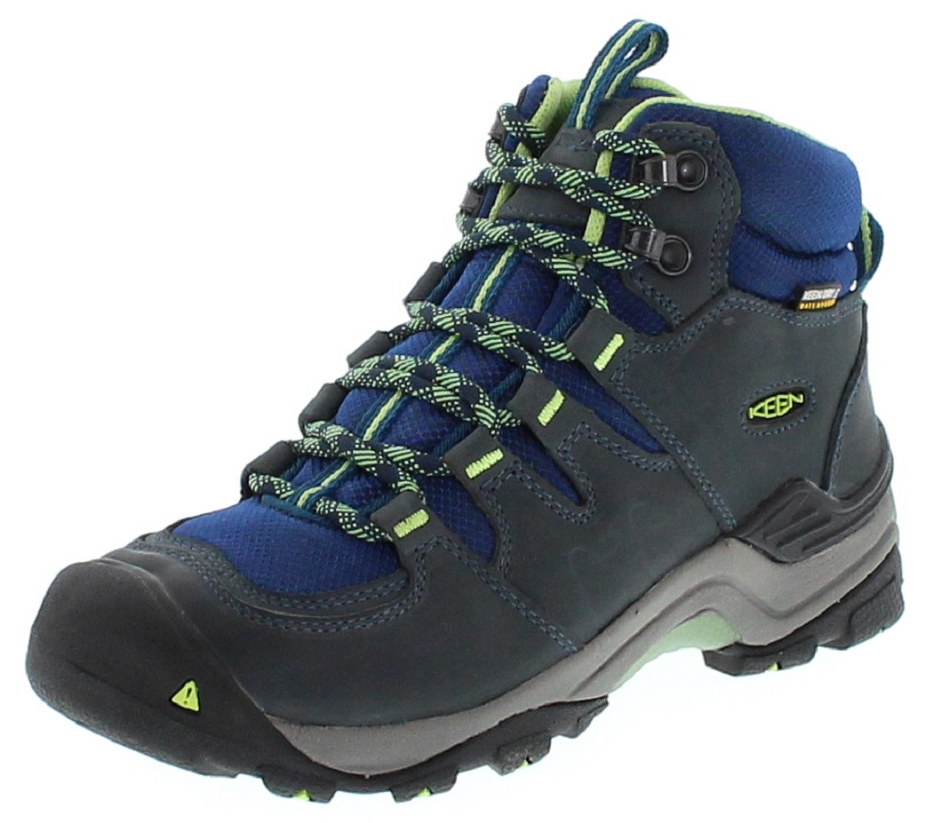 Keen 1015355 GYPSUM II MID WP Midnight Navy Opaline Damen Hiking Schuhe - Blau