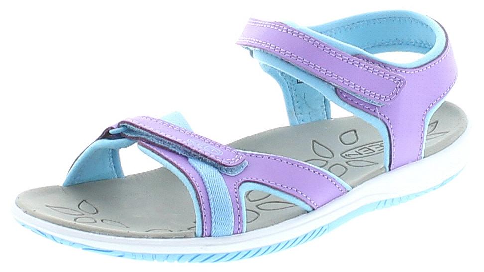 Keen HARPER Bouganvillea Blue Grotto Kinder Sandalen Violett