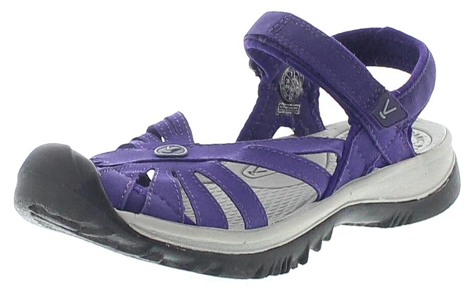 Keen 1012548 ROSE SANDAL Parachute Neutral Gray Damen Outdoor-Sandalen - Violett