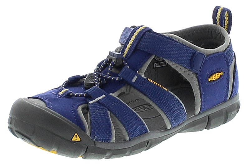 Keen 1010096 SEACAMP II CNX Blue Depths Gargoyle Kinder Outdoor-Sandalen - Blau