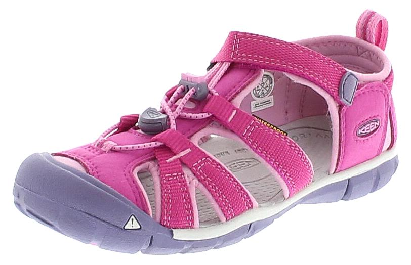 Keen 1017165 SEACAMP II CNX Very Berry Lilac Chiffon Kinder Outdoor-Sandalen - Violett