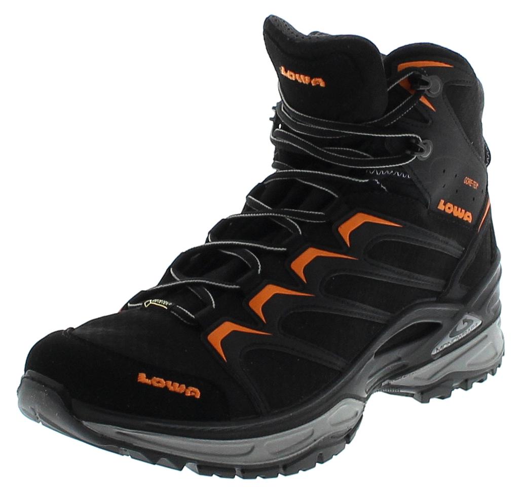 Lowa 310603-0920 INNOX GTX MID Schwarz Herren Hiking Schuhe