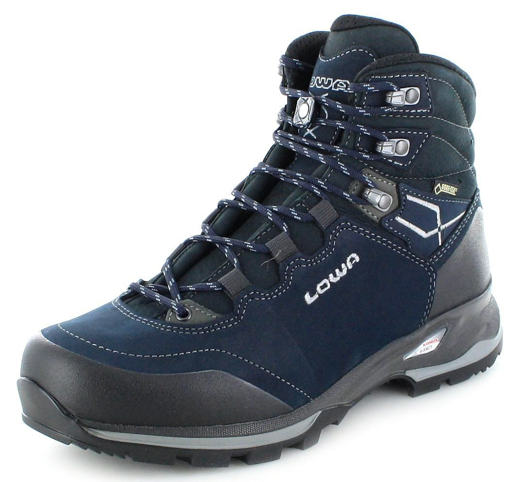 Lowa 220668-0640 LADY LIGHT GTX Blau Damen Trekking Schuhe
