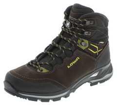 Lowa 220668-9703 LADY LIGHT GTX Schiefer Kiwi Damen Trekking Schuhe - Braun  – Bild 1