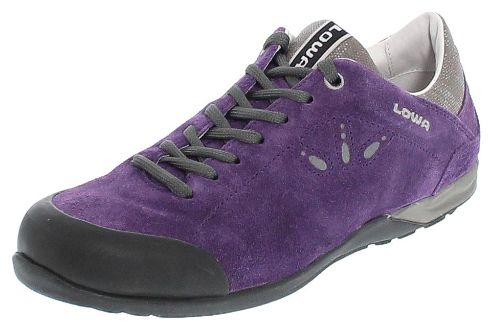 Lowa FUERTE WS Violett Damen Hiking Schuhe