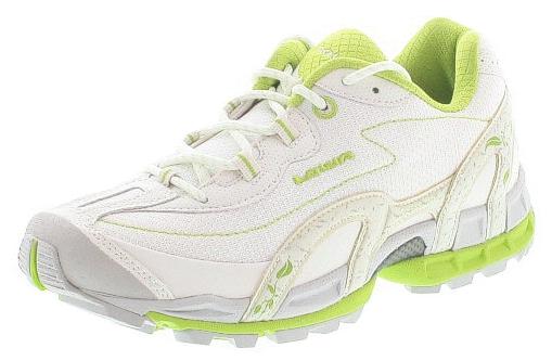 Lowa S-COPE WS Weiß Limone Damen Hiking Schuhe