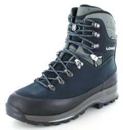 Lowa 210680-6927 TIBET GTX Navy Graphit Herren Alpin Schuhe - Blau  – Bild 1