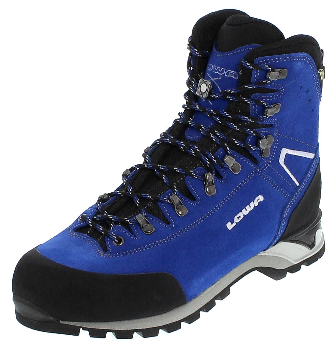 Lowa PREDAZZO GTX Blau Grau Herren Trekking Schuhe