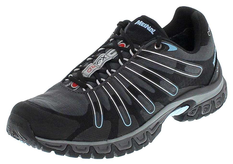 Meindl XO 8.0 LADY Anthrazit Petrol Damen Hiking Schuhe