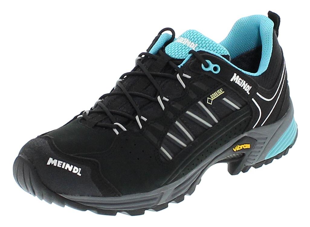 Meindl 3059-01 SX 1.1 LADY GTX Schwarz Petrol Damen Hiking Schuhe