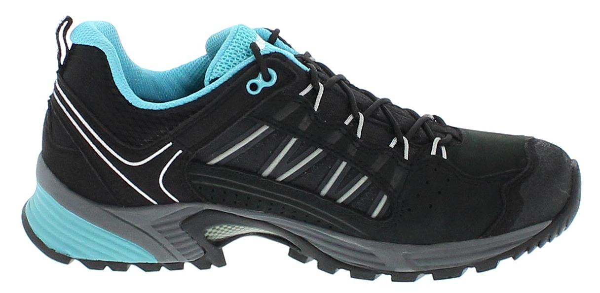 Super Qualität auf Füßen Aufnahmen von Bestbewerteter Rabatt Meindl 3059-01 SX 1.1 LADY GTX Schwarz Petrol Damen Hiking Schuhe