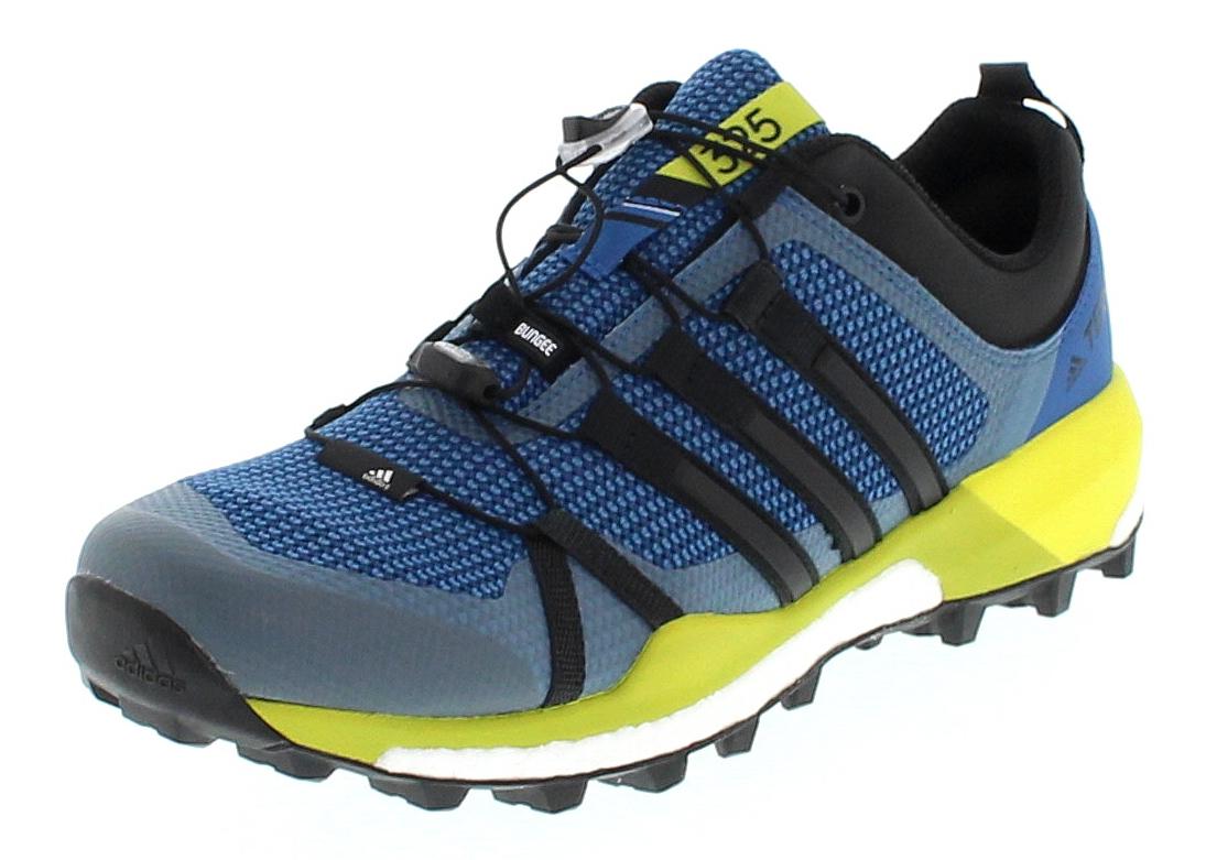 Adidas BB0942 TERREX SKYCHASER Blau Herren Hiking Schuhe