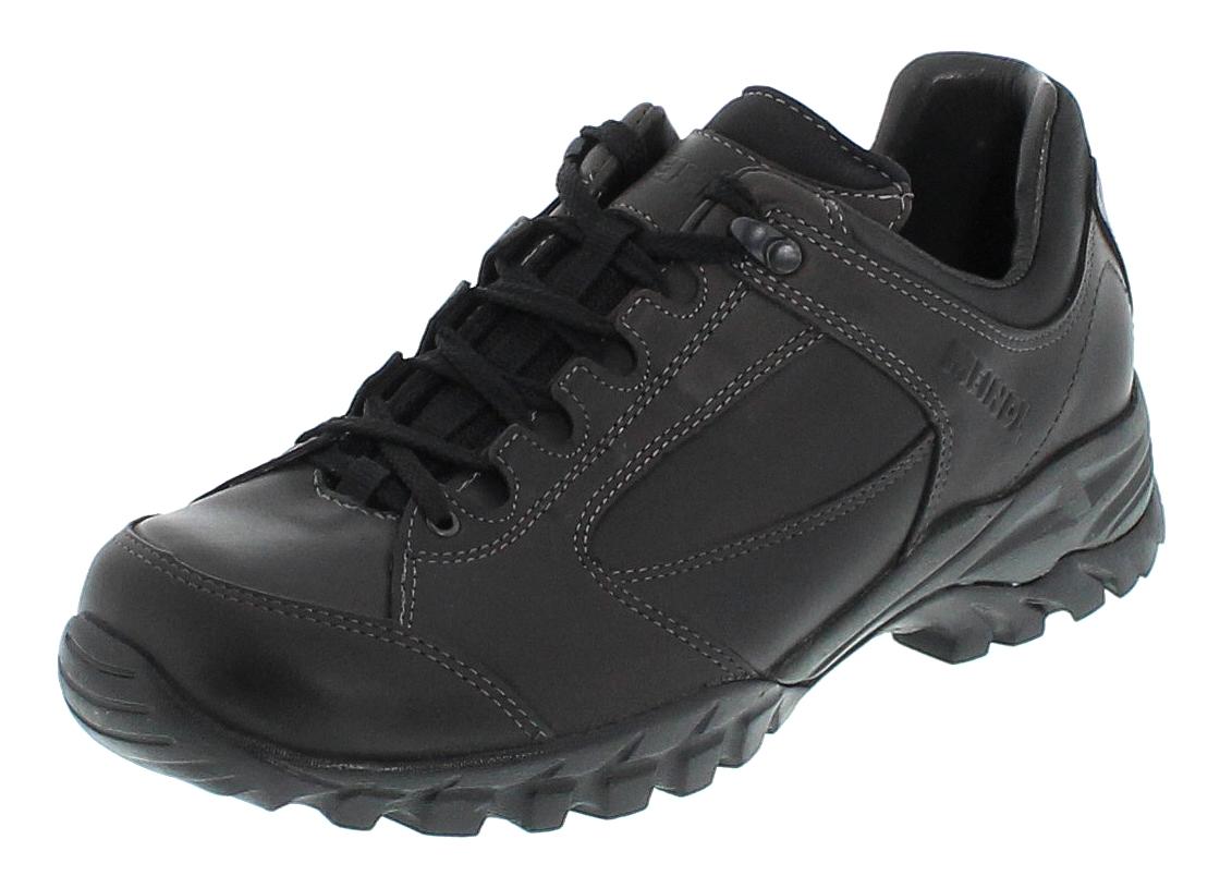 Meindl 5169-31 LUGANO Anthrazit Herren Hiking Schuhe - Grau