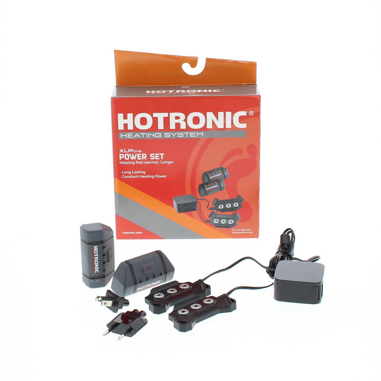 Hotronic 01-0100-3186 Power Set XLP One Akkus