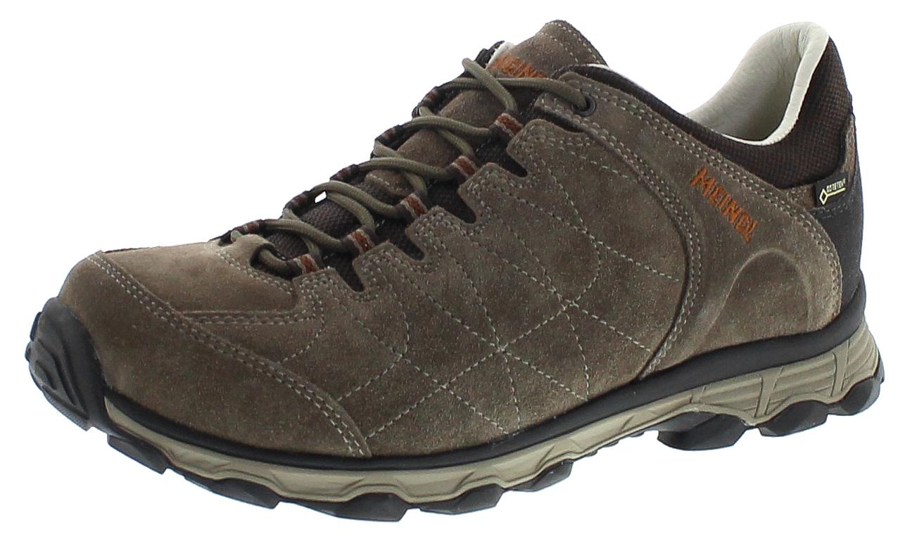 Meindl Glasgow Wanderschuh Schuhe Outdoor Herren Trekking Comfort fit braun